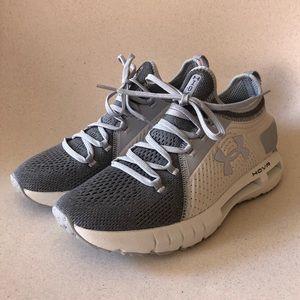 Under Armour HOVR Speedform 2.0 Gray Running Shoes